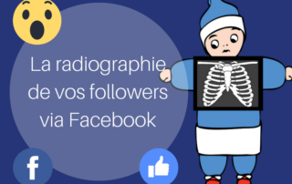 La radiographie de vos followers via Facebook