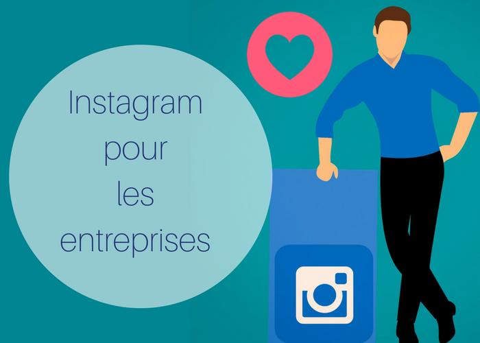 Instagram pour les entreprises
