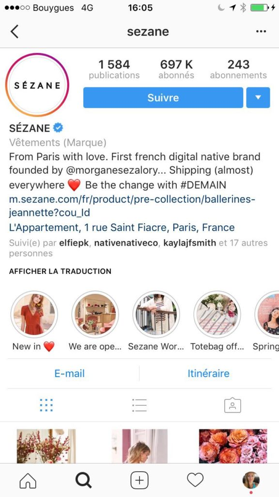 stories highlights instagram et avoir plus d'abonnés Instagram